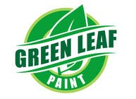 Contest Entry #117 for Logo Design for Green Leaf Paint