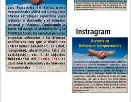 #1 para Material de publicidad para ser posteado en redes sociales de RForteV