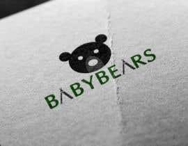 #16 para Design a Logo: Baby Bears de Ahhmmar