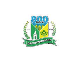 #53 para Design a 800-years anniversary Logo por pravin7feb