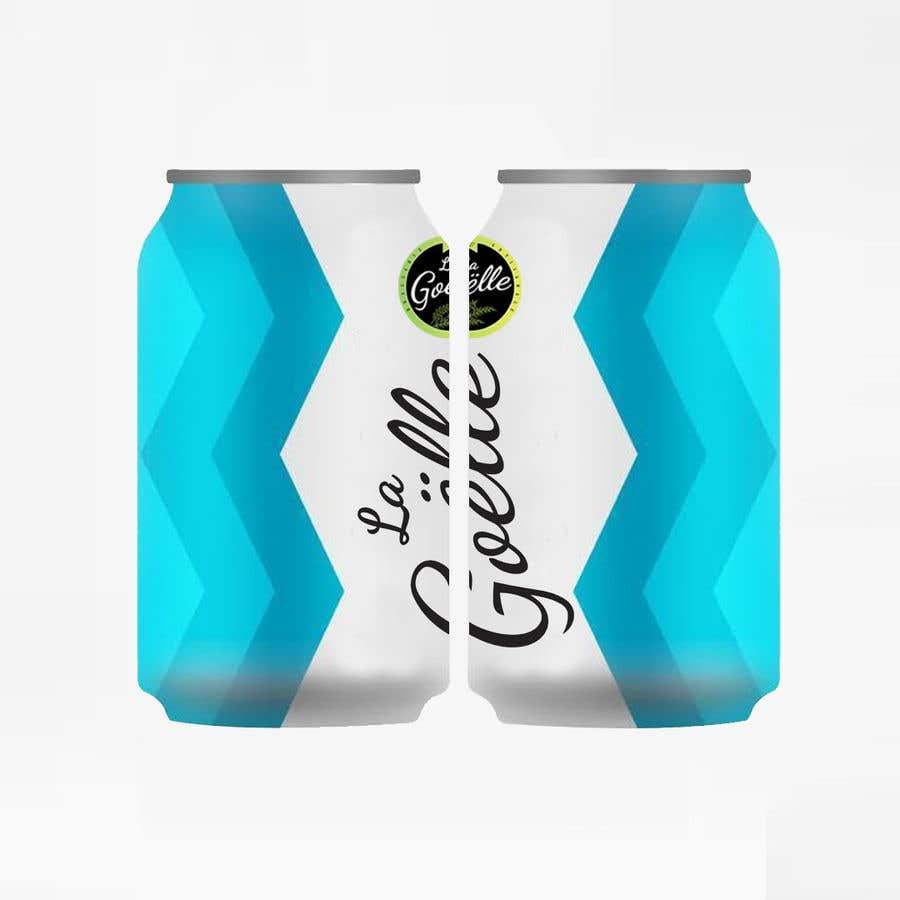 Конкурсная заявка №16 для Artwork for beer Can Label