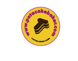#15 for Logo Design for Pat a Cake Baker af igraphic