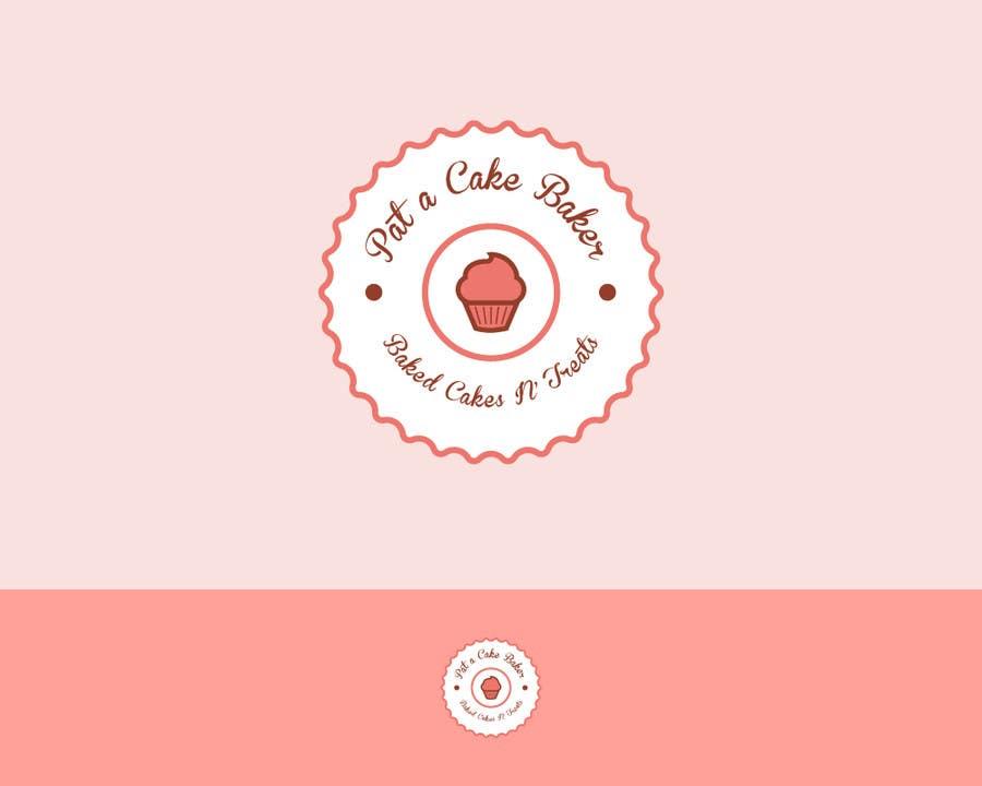 Konkurrenceindlæg #                                        24                                      for                                         Logo Design for Pat a Cake Baker