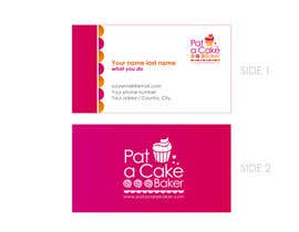 #26 for Logo Design for Pat a Cake Baker by Designer0713