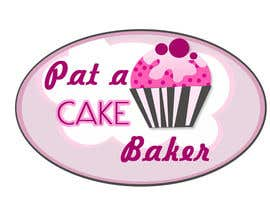 #17 for Logo Design for Pat a Cake Baker by alexandracol