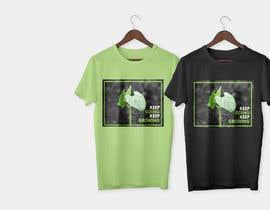 nº 75 pour Vegan T-shirt Designs par AbubakarRakib