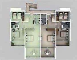 #9 for 3d of a duplex house af sonnybautista143