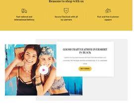 Nro 18 kilpailuun Design a Website for Online Firework sales käyttäjältä monowara9850