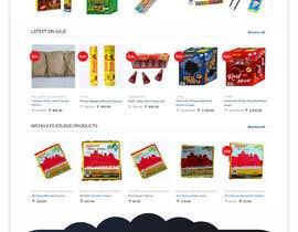 Nro 14 kilpailuun Design a Website for Online Firework sales käyttäjältä fotoexpert