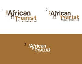 #72 cho The African Tourist Logo Design bởi Tahmim