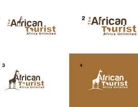 #77 cho The African Tourist Logo Design bởi Tahmim