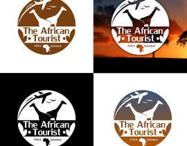 #75 cho The African Tourist Logo Design bởi amrukun
