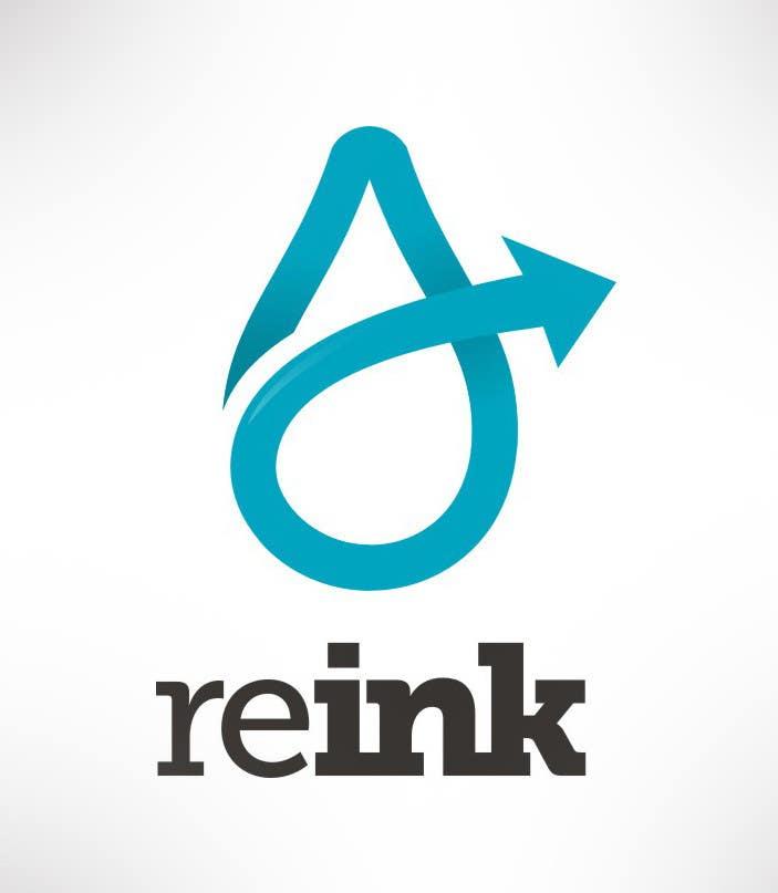 Penyertaan Peraduan #                                        102                                      untuk                                         Logo Design for reink
