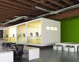 nº 15 pour Architectural and Paint Diagram Rendering for Office Space par gaur1973