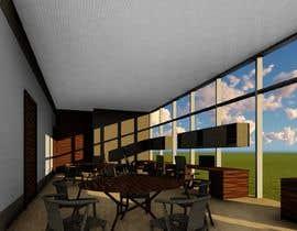 nº 22 pour Architectural and Paint Diagram Rendering for Office Space par alwinlc14