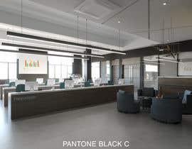 nº 17 pour Architectural and Paint Diagram Rendering for Office Space par khaledbouhedadj4