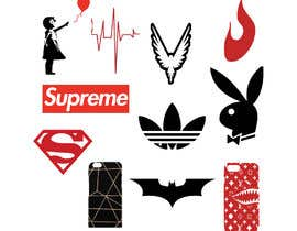 #24 untuk Re- Design/ Trace these 12 Logos oleh teesonw5