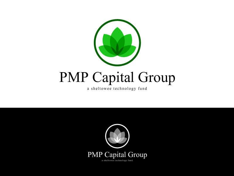 Penyertaan Peraduan #                                        42                                      untuk                                         Logo Design for PMP Capital Group, L.P.