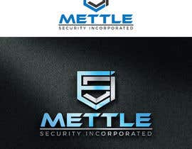 #148 for Company logo - Mettle Security Inc. by TimezDesign