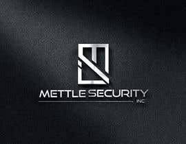 #145 for Company logo - Mettle Security Inc. by Dzin9