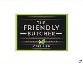 #164 for The Friendly Butcher business logo af Signsat7