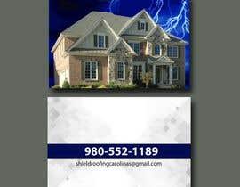 """nº 5 pour 4"""" x 6"""" Roofing post card par Mhasan626297"""