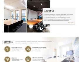 #17 for Design a homepage for office room rental website af satishandsurabhi