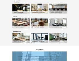 #20 for Design a homepage for office room rental website by EmmanuelThomas1
