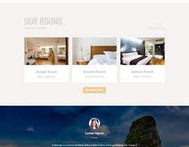 #6 for Design a homepage for office room rental website af ramzy47