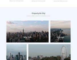 #5 para Design a homepage for office room rental website de hadayethm1999