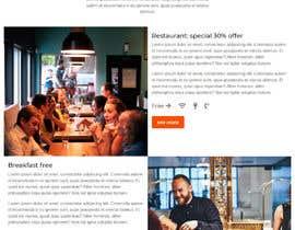 #19 para Design a homepage for office room rental website de ksumon4711