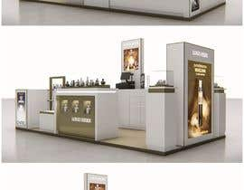 #22 for Design arhitectural stand-insula parfumerie mall by Dreamscape956