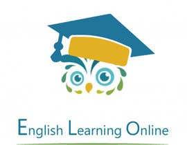 Nro 5 kilpailuun Design a Logo for English Learning Online käyttäjältä suffiyan8