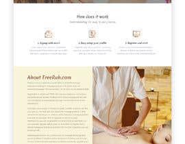 #49 for Design a Website Mockup by SantoJames