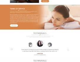 Nro 26 kilpailuun Design a Website Mockup käyttäjältä sudpixel
