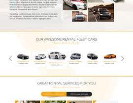 #50 para Build a Chauffeur car service website de devanshai