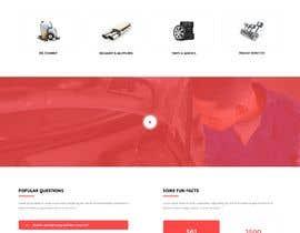 nº 26 pour Build a Chauffeur car service website par Alshahriar44