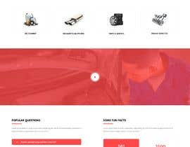 #26 para Build a Chauffeur car service website de Alshahriar44