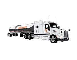 #22 para Vectorize & create an outline of a truck image de Moshiur0101