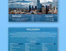 #42 para Design a half page speech therapy flyer de GraphicShadow