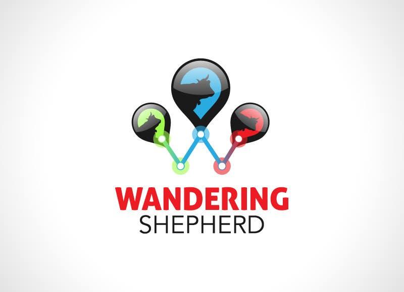 Logo Design for Wandering Shepherd için 155 numaralı Yarışma Girdisi