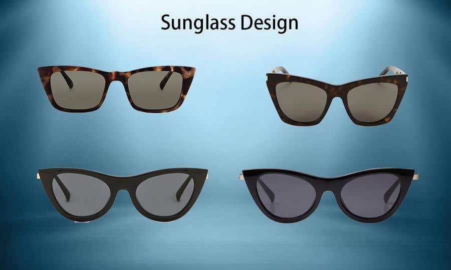 Contest Entry #27 for Sunglass Design