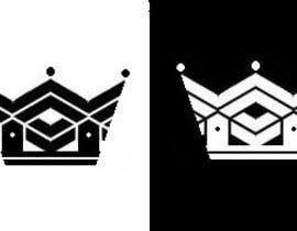 nº 15 pour A simple custom crown logo for a skater/hip hop brand par GreciaDG