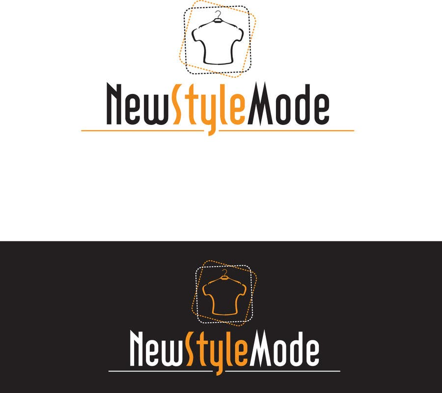 Logo design for online shop clothes designer clothes for Design on line outlet