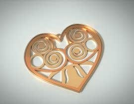 nº 82 pour 3D Heart Jewelry Model par Cobot