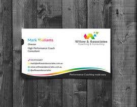 nº 33 pour Business Cards - Willow par anuradha7775