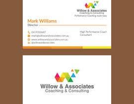 nº 168 pour Business Cards - Willow par ibanur91
