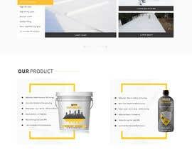 Nro 19 kilpailuun Website Re-design & Product portfolio addition käyttäjältä saidesigner87