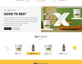 Nro 16 kilpailuun Website Re-design & Product portfolio addition käyttäjältä LynchpinTech