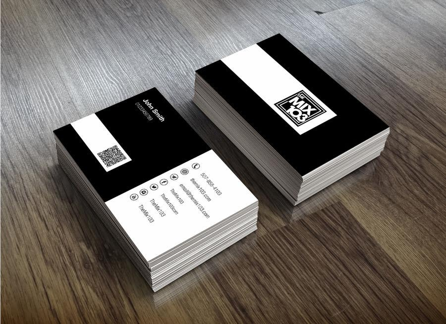 Entry #19 by Bimil for Design some Business Cards for my online ...